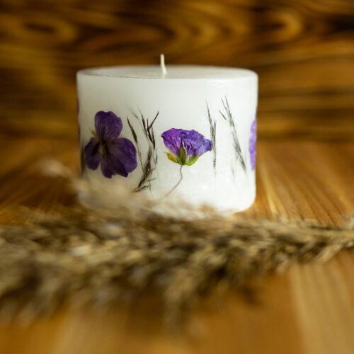 świece handmade