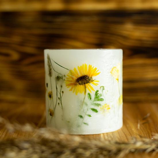 świece naturalne handmade
